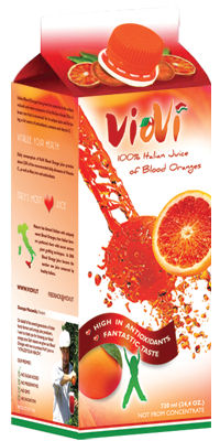 VioVi Juice from Blood Oranges